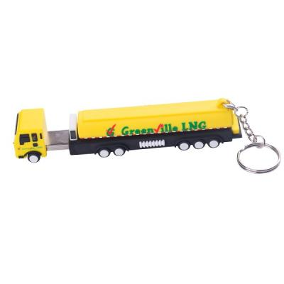 Custom Garbage Truck USB